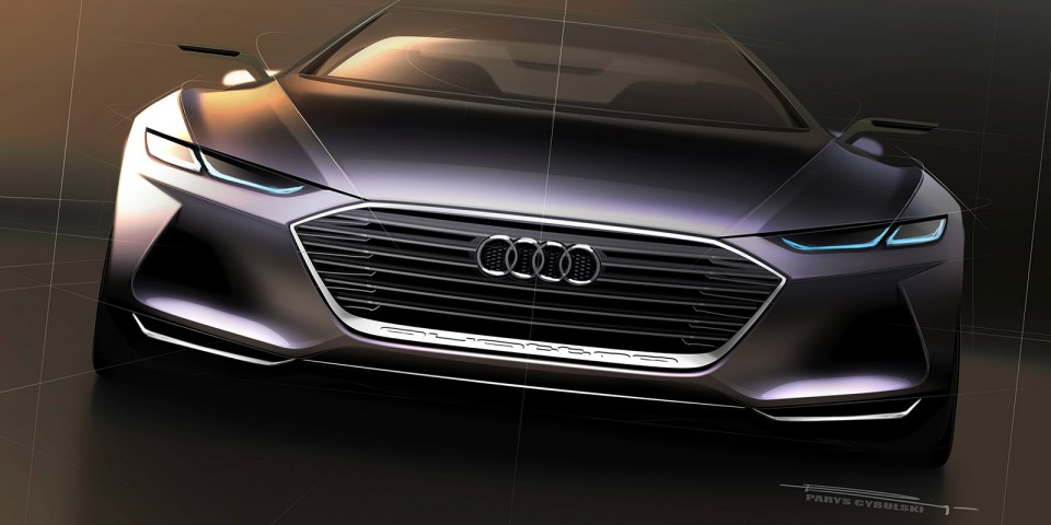 2019 Audi metroproject quattro Concept photo - 1