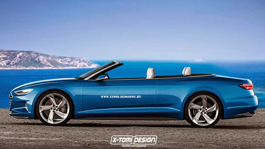 2019 Audi Prologue Piloted Driving Concept photo - 2