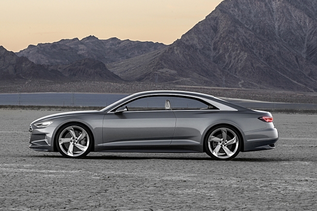 2019 Audi Prologue Piloted Driving Concept photo - 4