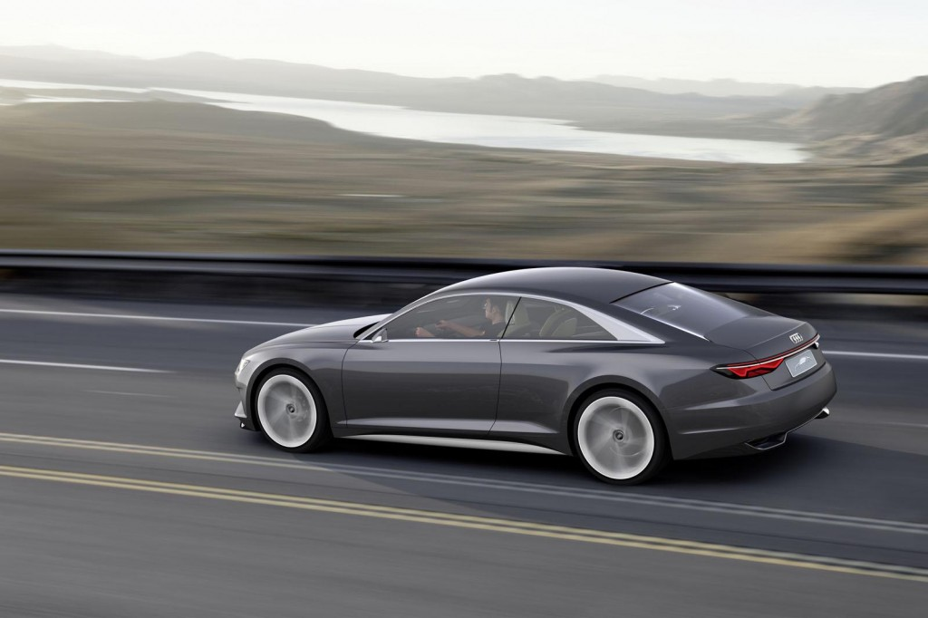 2019 Audi Prologue Piloted Driving Concept photo - 6