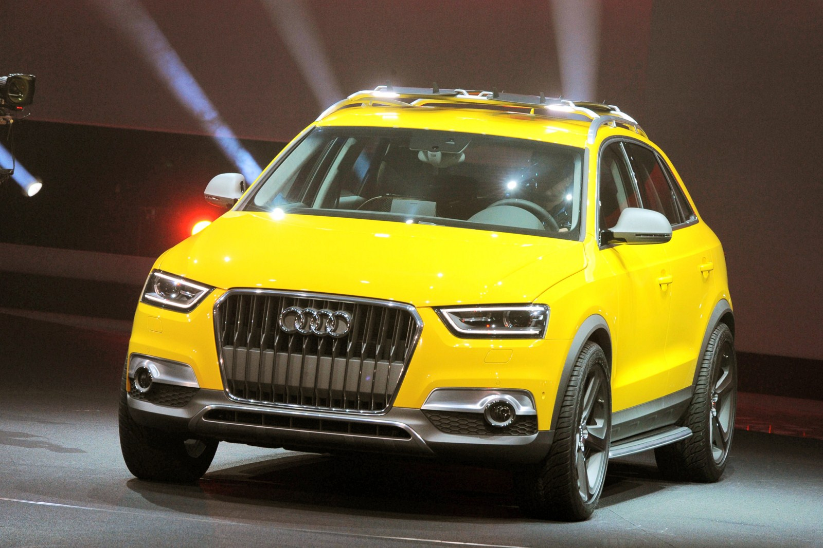 2019 Audi Q3 Jinlong Yufeng Concept photo - 2