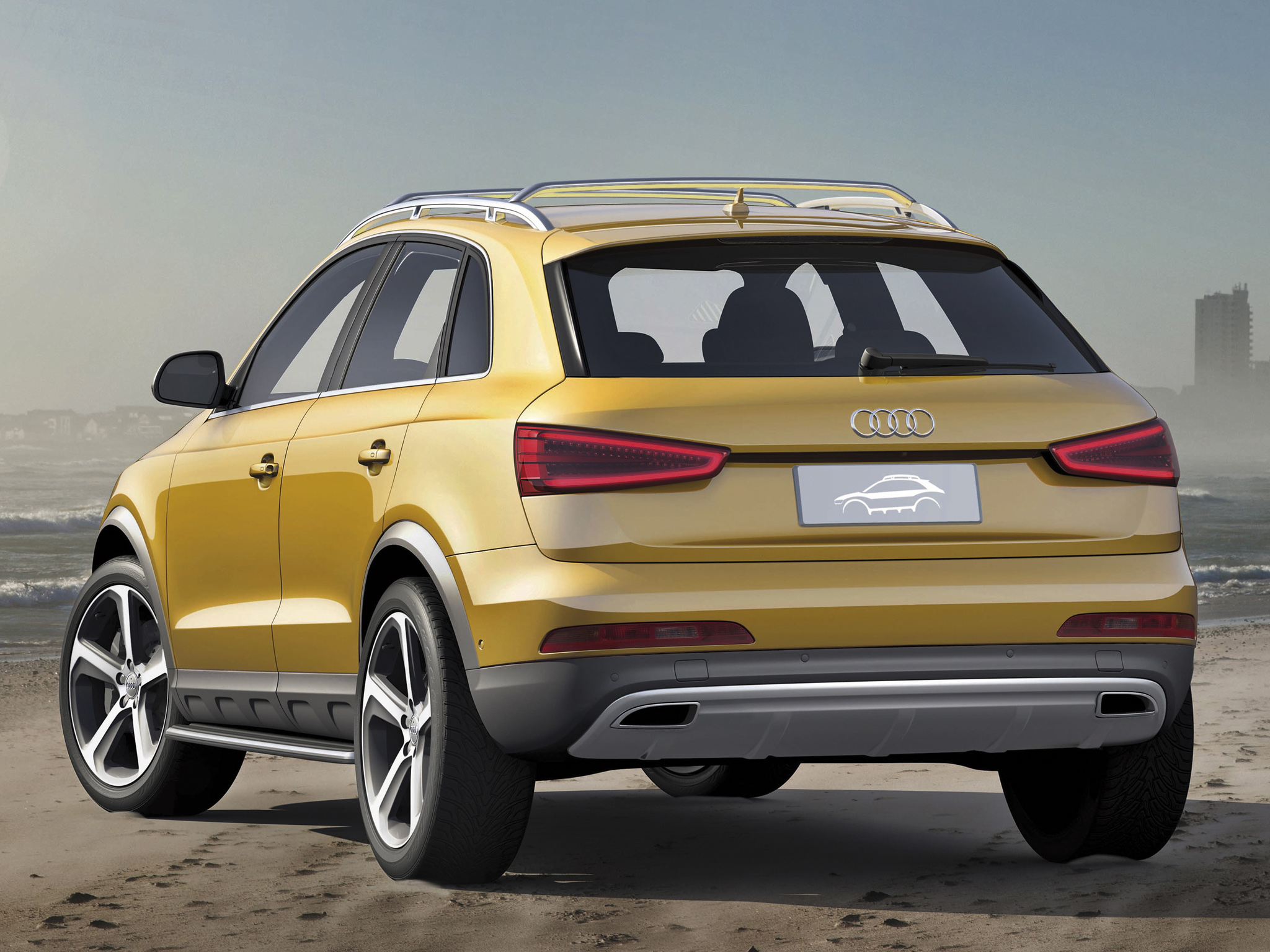 2019 Audi Q3 Jinlong Yufeng Concept photo - 5