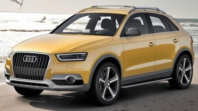 2019 Audi Q3 Jinlong Yufeng Concept photo - 6