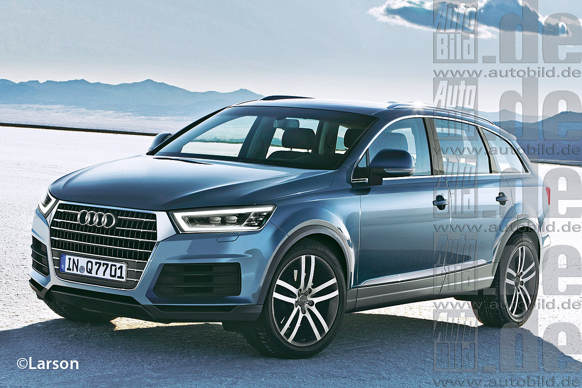 2019 Audi Q7 Car Photos Catalog 2018