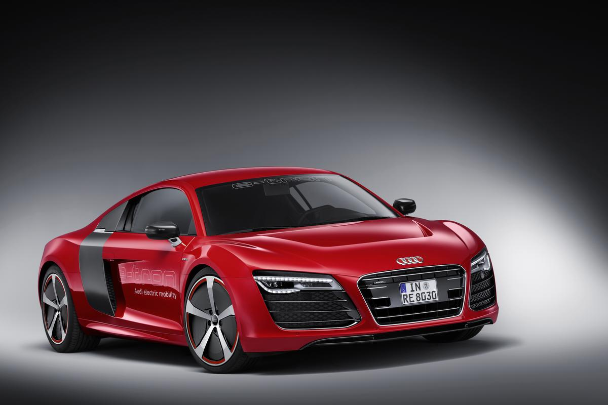 2019 Audi R8 E Tron Concept Car Photos Catalog 2018