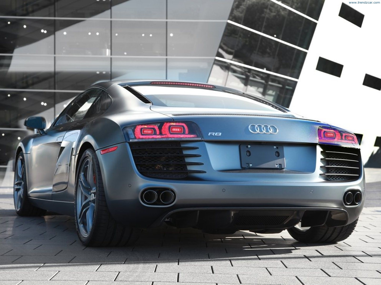 2019 Audi R8 Exclusive Selection photo - 3