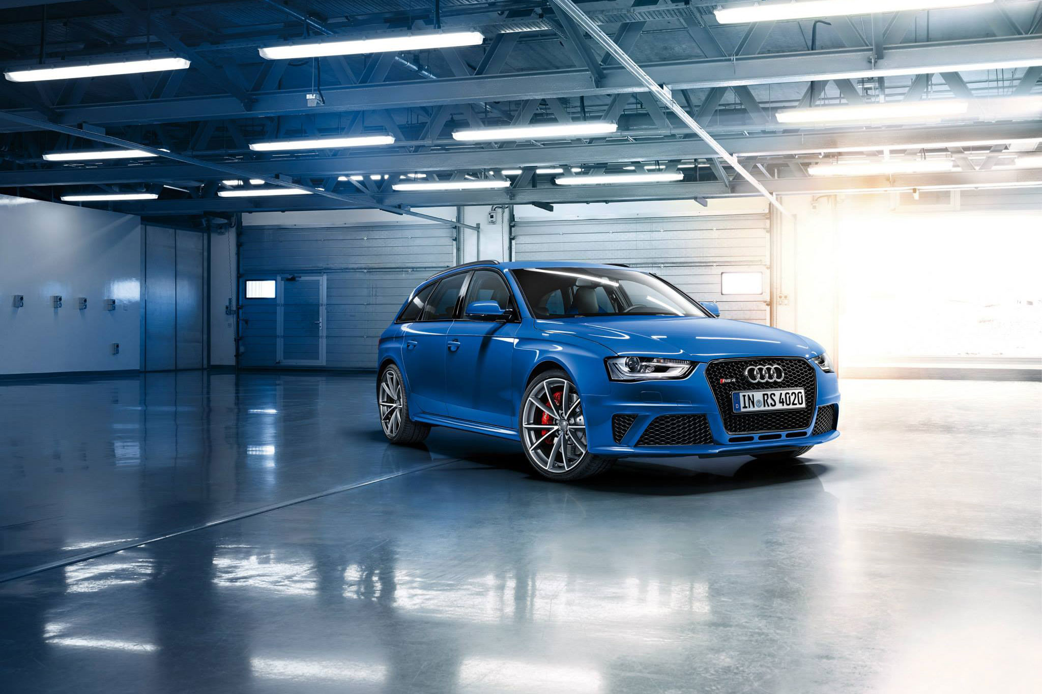 2019 Audi RS4 Avant Nogaro selection photo - 6