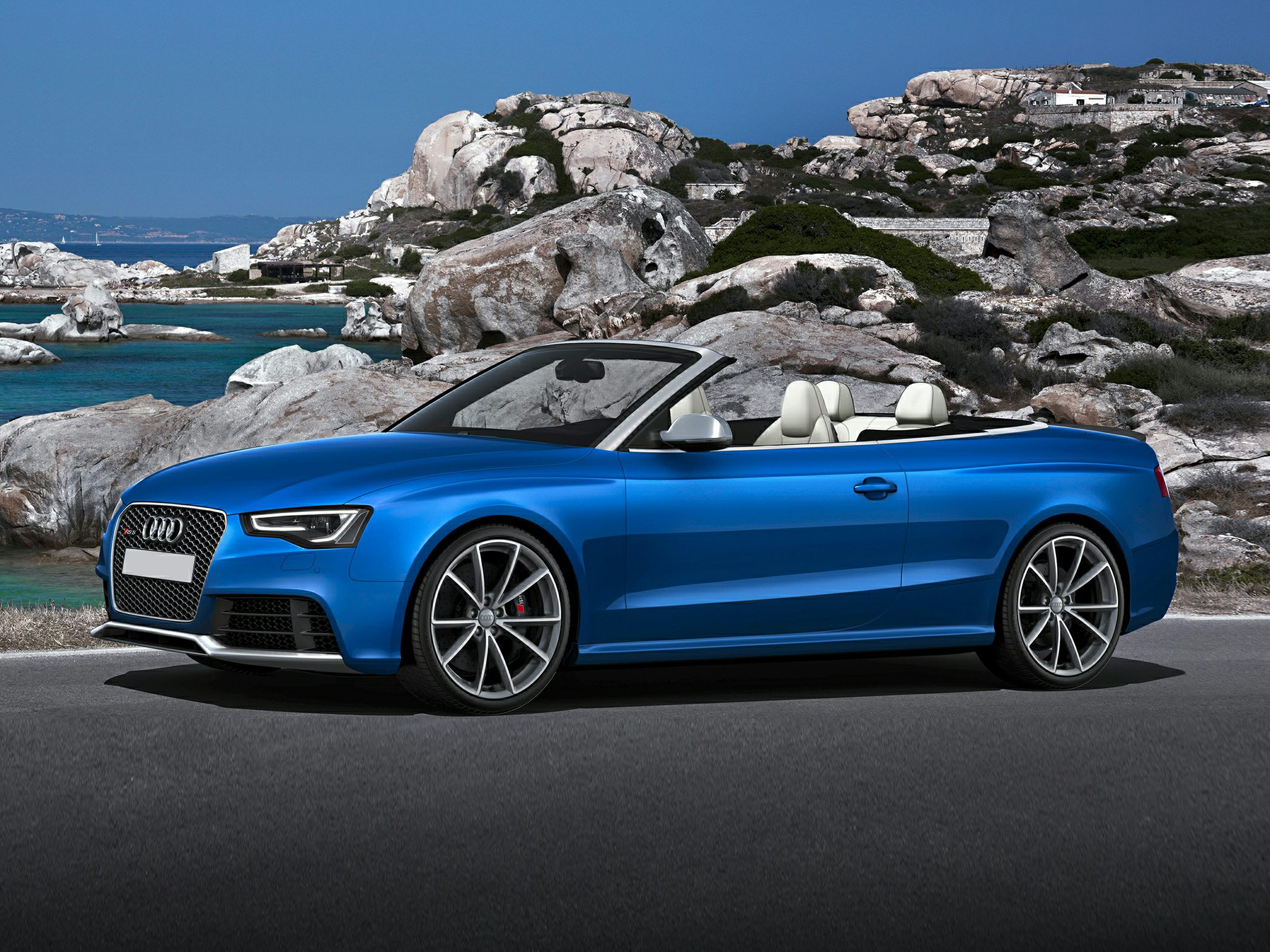 2019 Audi RS4 Cabriolet photo - 6
