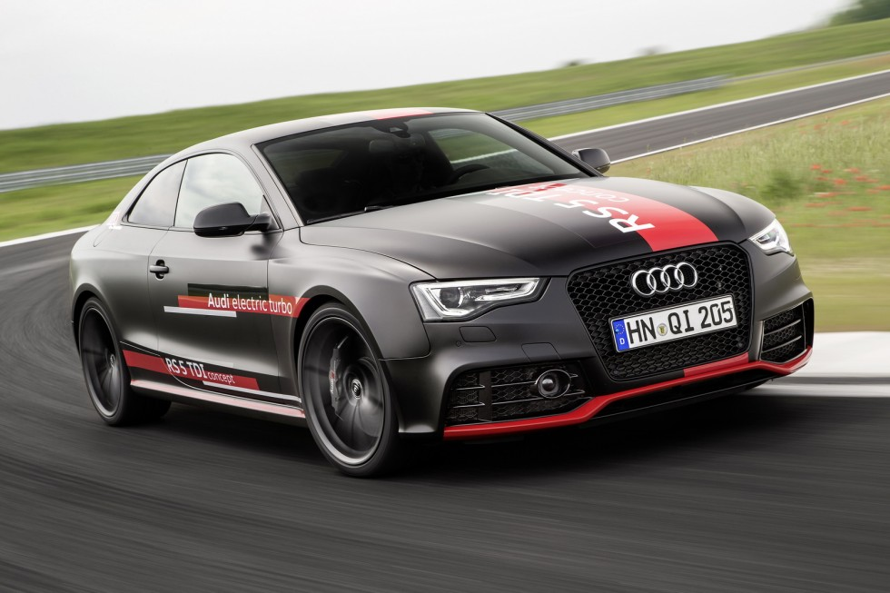 2019 Audi RS5 TDI Concept photo - 1