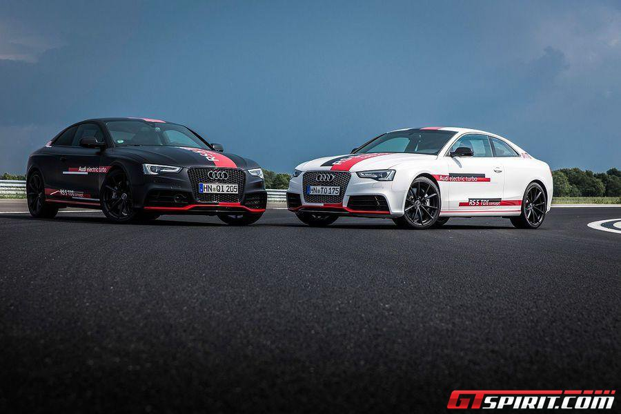2019 Audi RS5 TDI Concept photo - 5