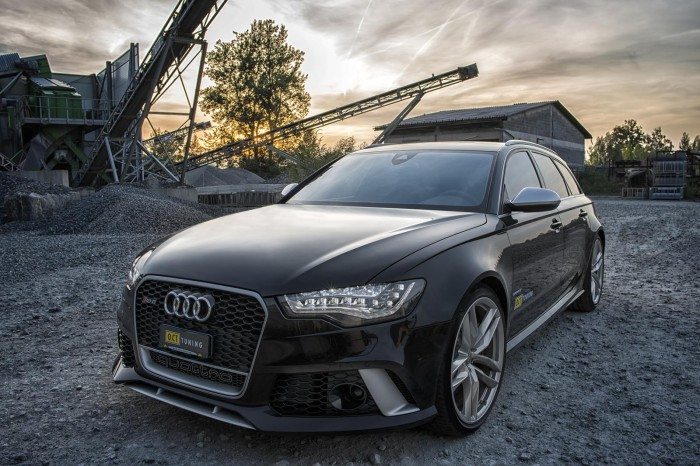 2019 Audi RS6 plus photo - 4