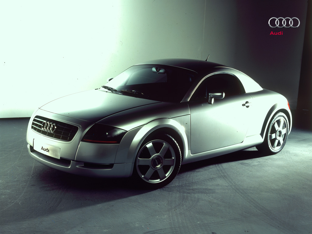 2019 Audi TT Coupe Concept photo - 2