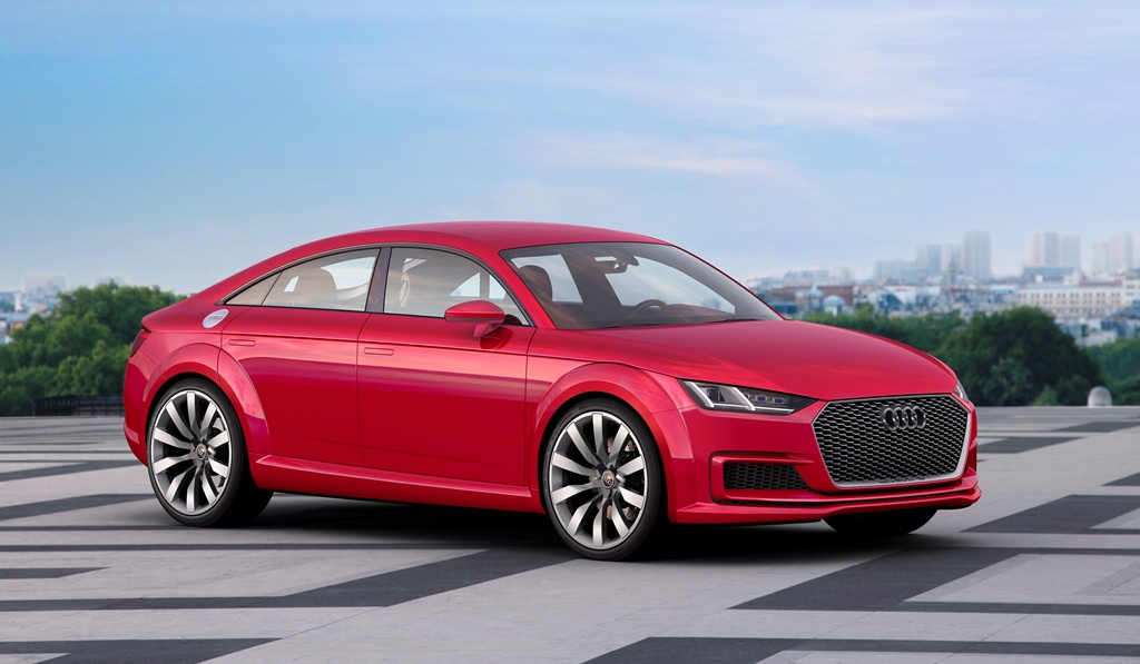2019 Audi TT Coupe Concept photo - 3