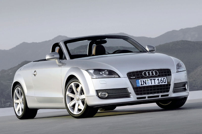 2019 Audi TT Coupe Concept photo - 6
