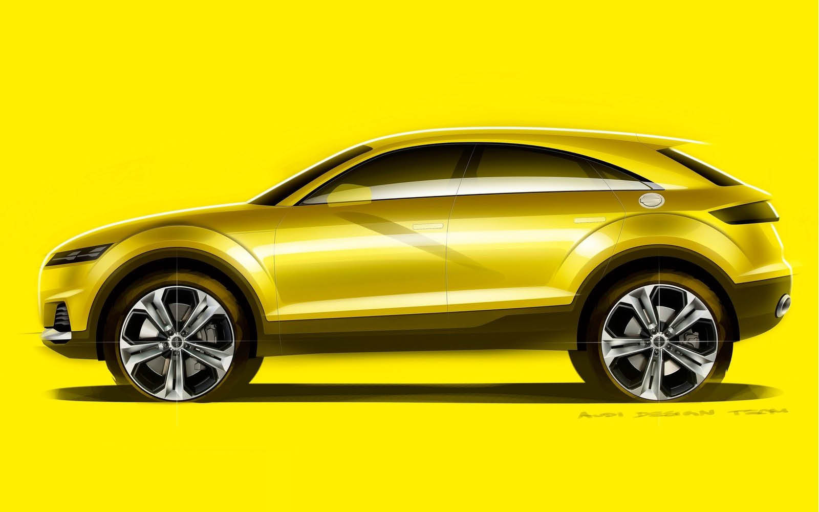 2019 Audi TT Offroad Concept photo - 4