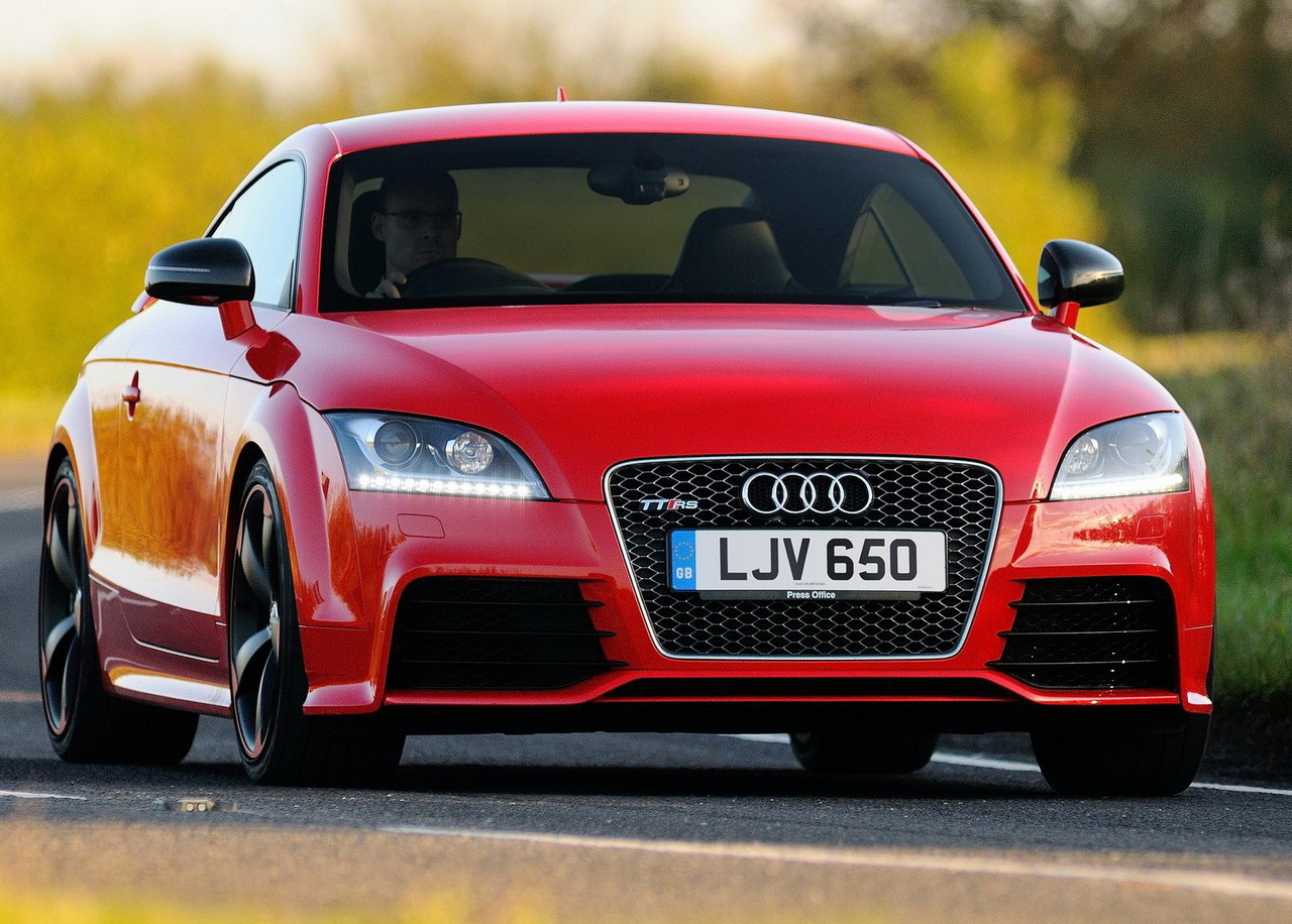 2019 Audi TT RS plus photo - 5