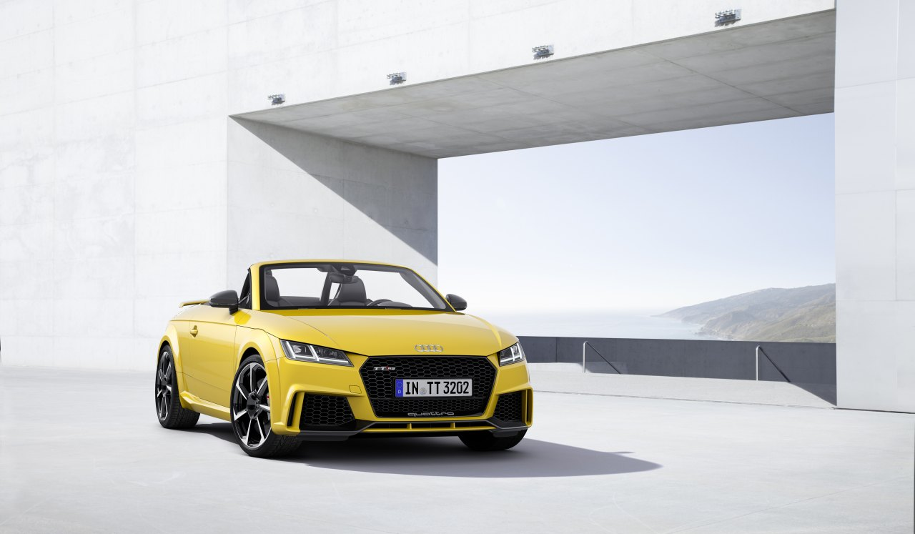 2019 Audi TT RS Roadster photo - 2