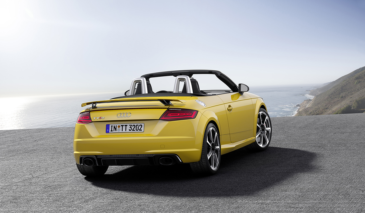 2019 Audi TT RS Roadster photo - 5