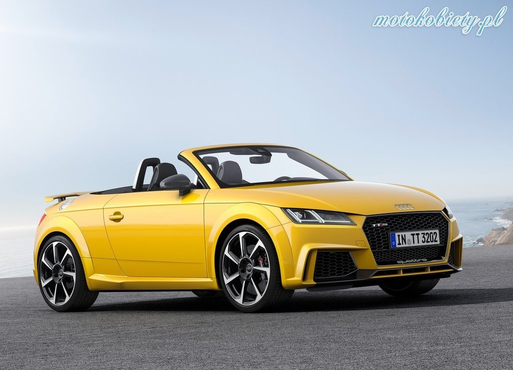 2019 Audi TT RS Roadster photo - 6