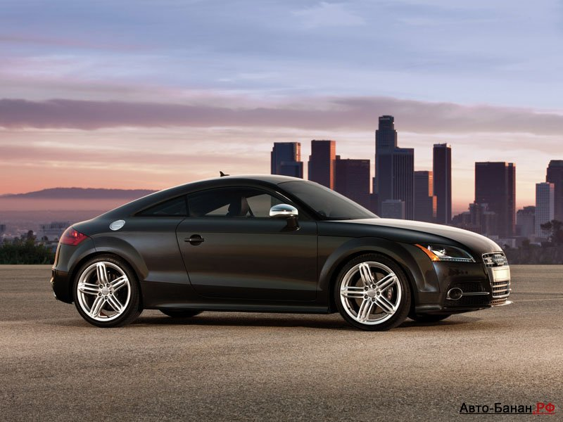 2019 Audi TTS Coupe competition photo - 3
