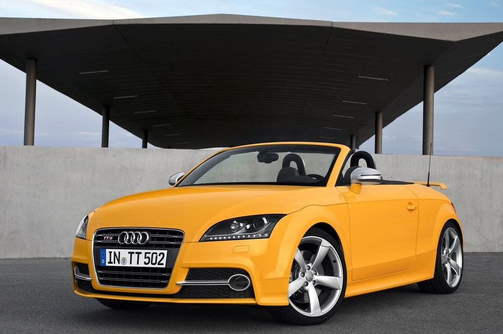 2019 Audi TTS Coupe competition photo - 4