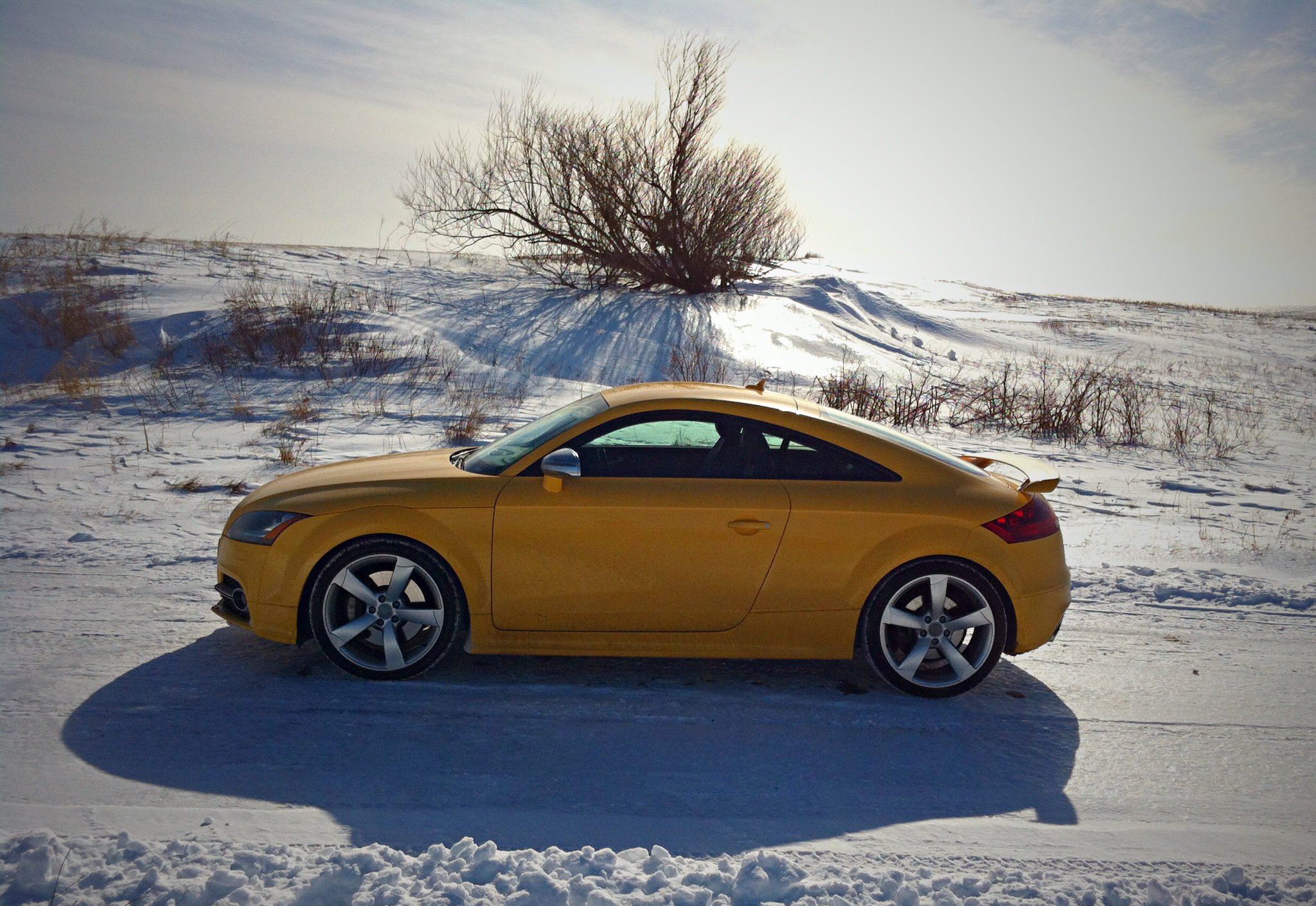 2019 Audi TTS Coupe competition photo - 6