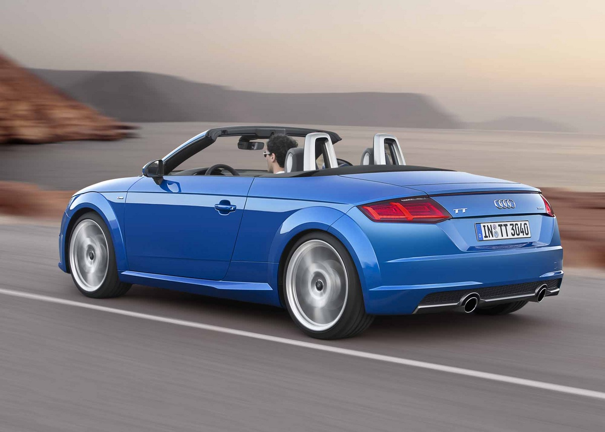 2019 Audi TTS Roadster competition photo - 1