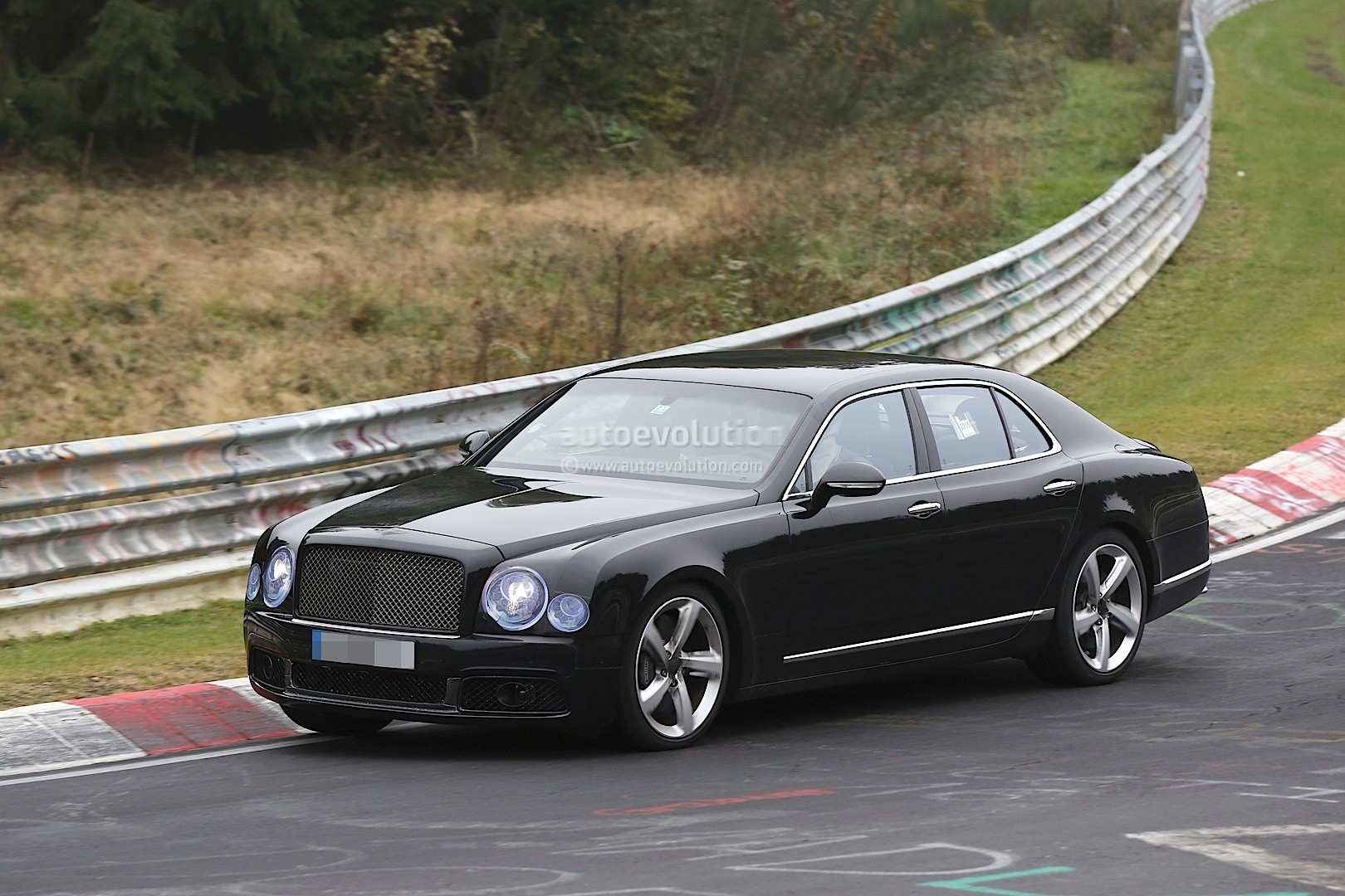 2019 Bentley Arnage photo - 3
