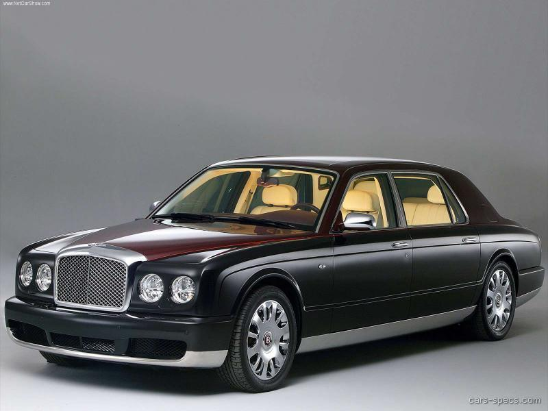 2019 Bentley Arnage Blue Train Series photo - 2