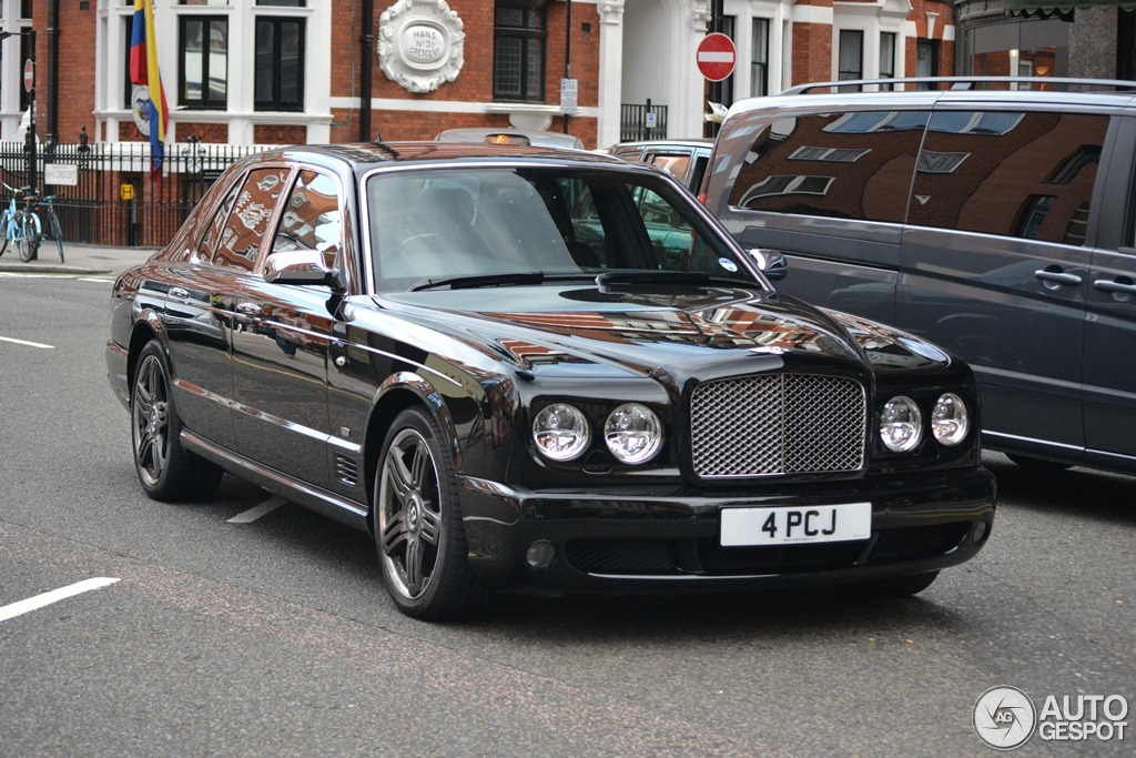 2019 Bentley Arnage Final Series photo - 3