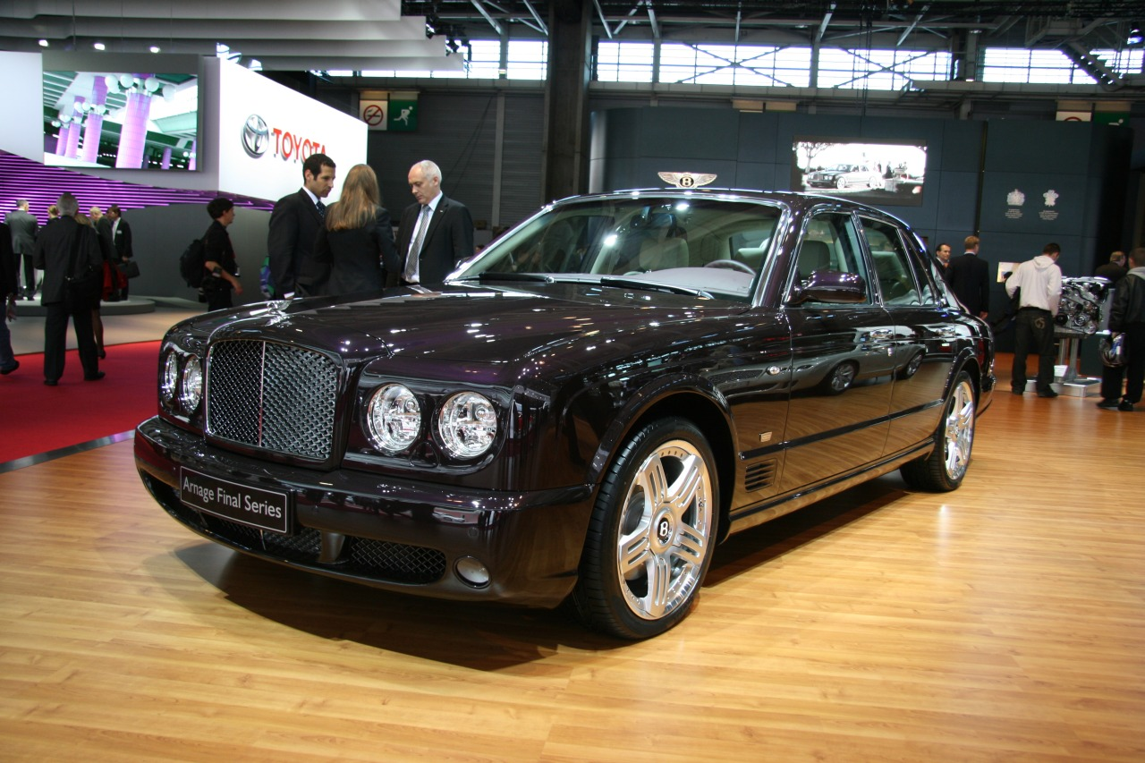 2019 Bentley Arnage Final Series photo - 5