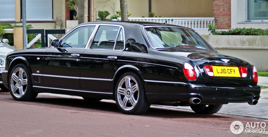 2019 Bentley Arnage Final Series photo - 6