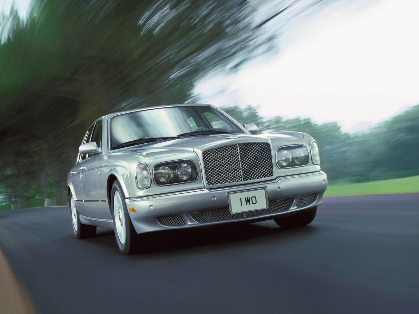 2019 Bentley Arnage R photo - 3