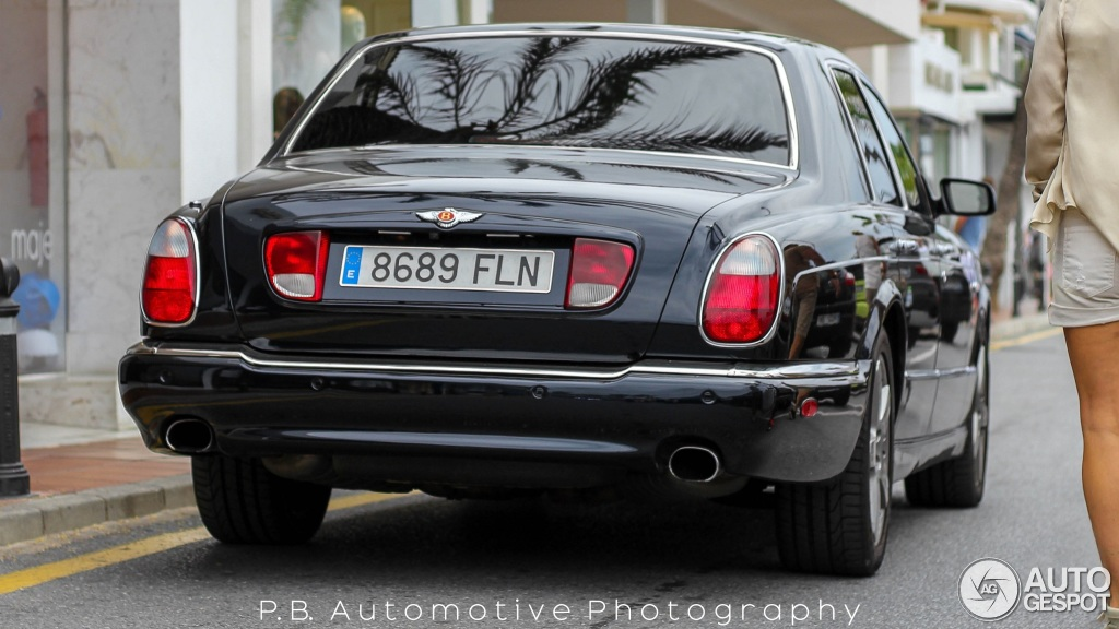 2019 Bentley Arnage Red Label photo - 2