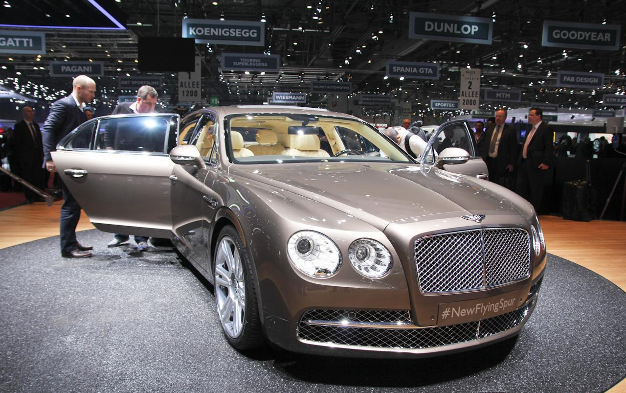 2019 Bentley Continental Flying Spur photo - 6
