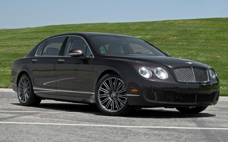 2019 Bentley Continental Flying Spur Speed photo - 4