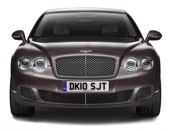 2019 Bentley Continental Flying Spur Speed photo - 6