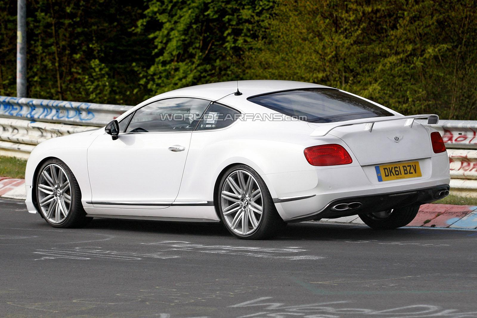 2019 Bentley Continental GT Prototype photo - 1
