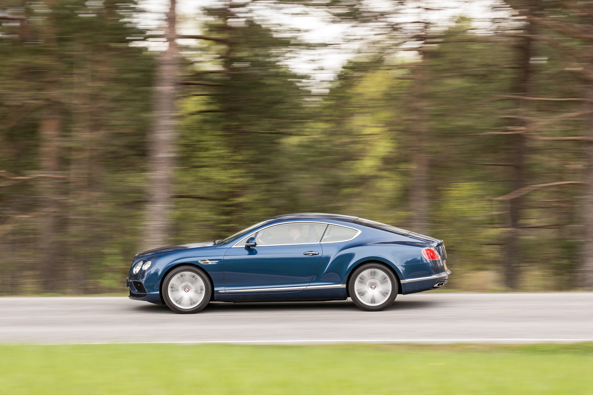 2019 Bentley Continental GT Prototype photo - 3