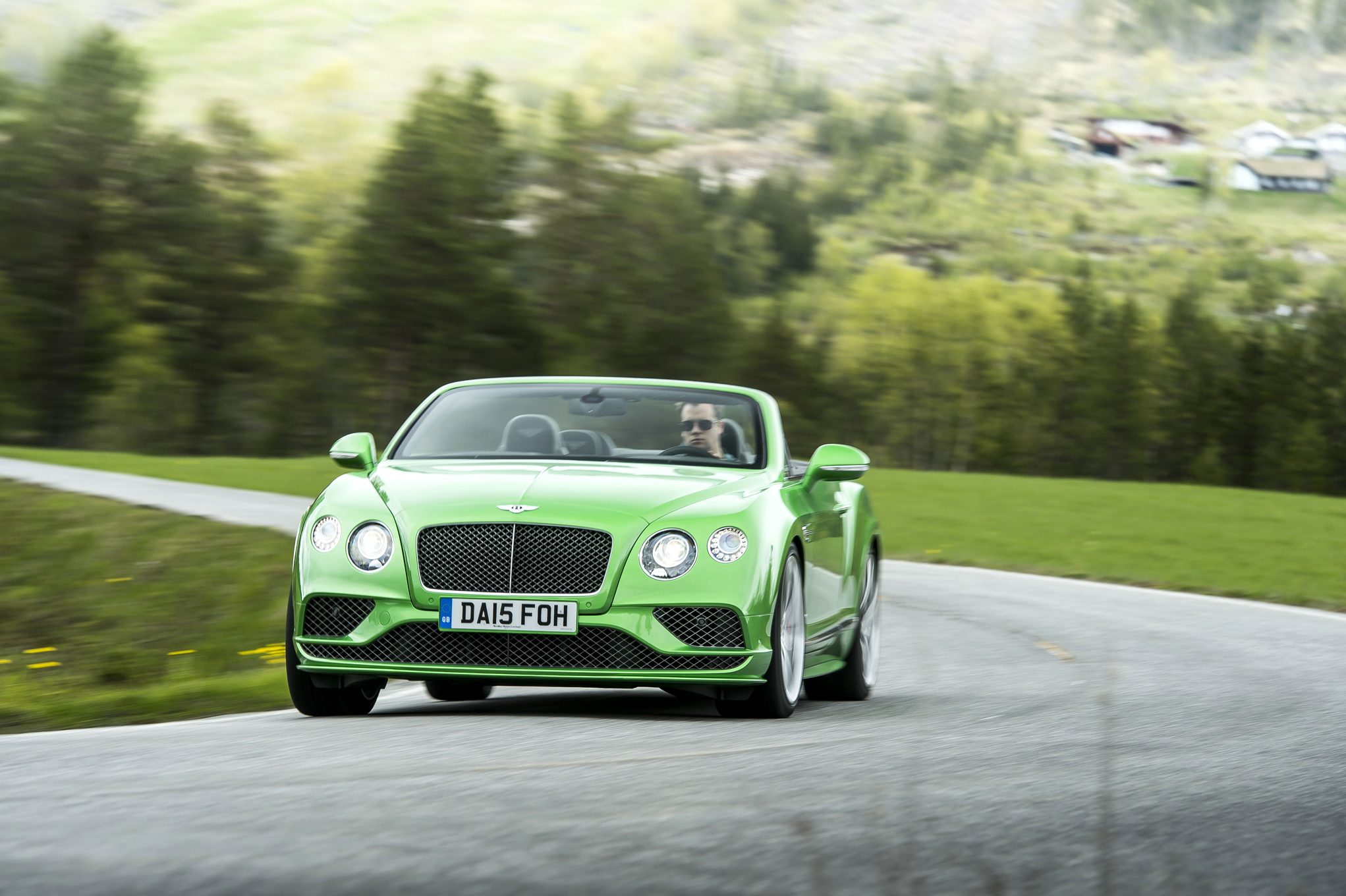2019 Bentley Continental GT Prototype photo - 4