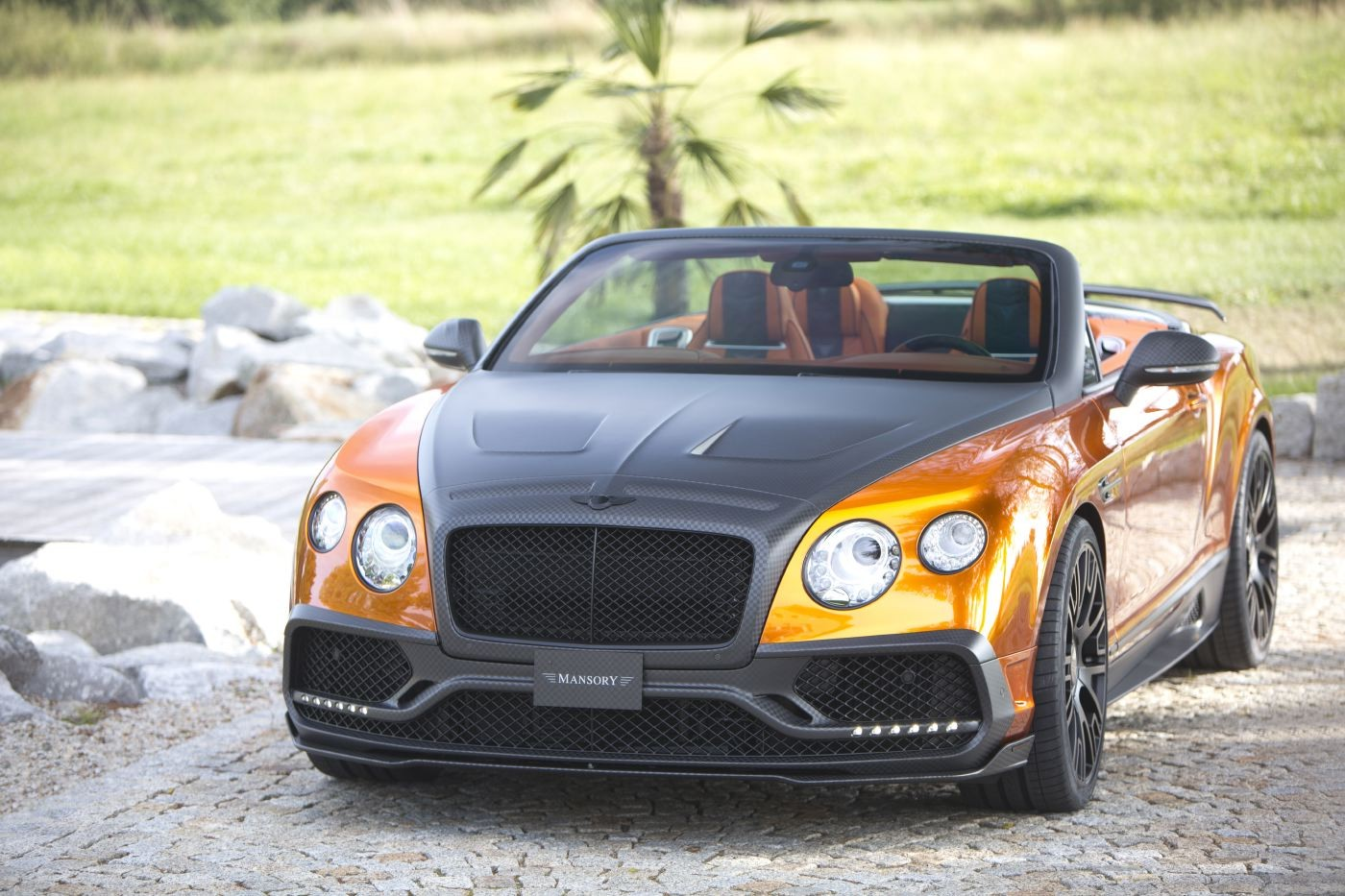 2019 Bentley Continental GT Speed Convertible photo - 4