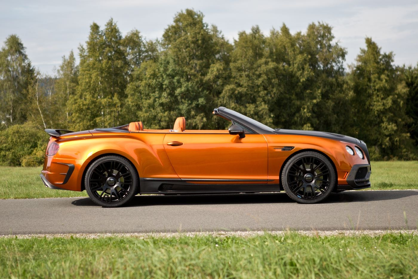 2019 Bentley Continental GT Speed Convertible photo - 5