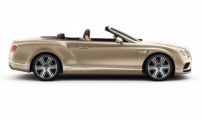 2019 Bentley Continental GT Speed Convertible photo - 6