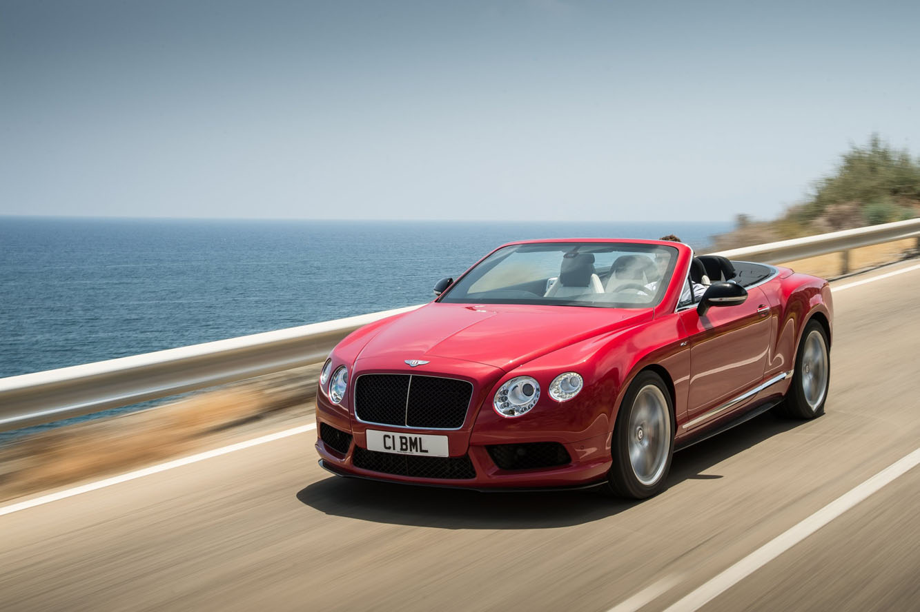 2019 Bentley Continental GT V8 photo - 1
