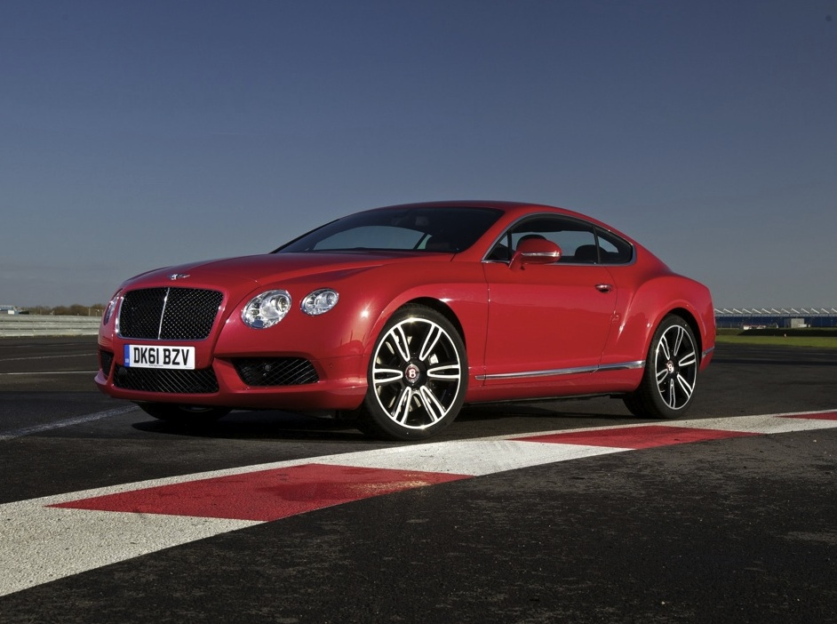 2019 Bentley Continental GT V8 photo - 4