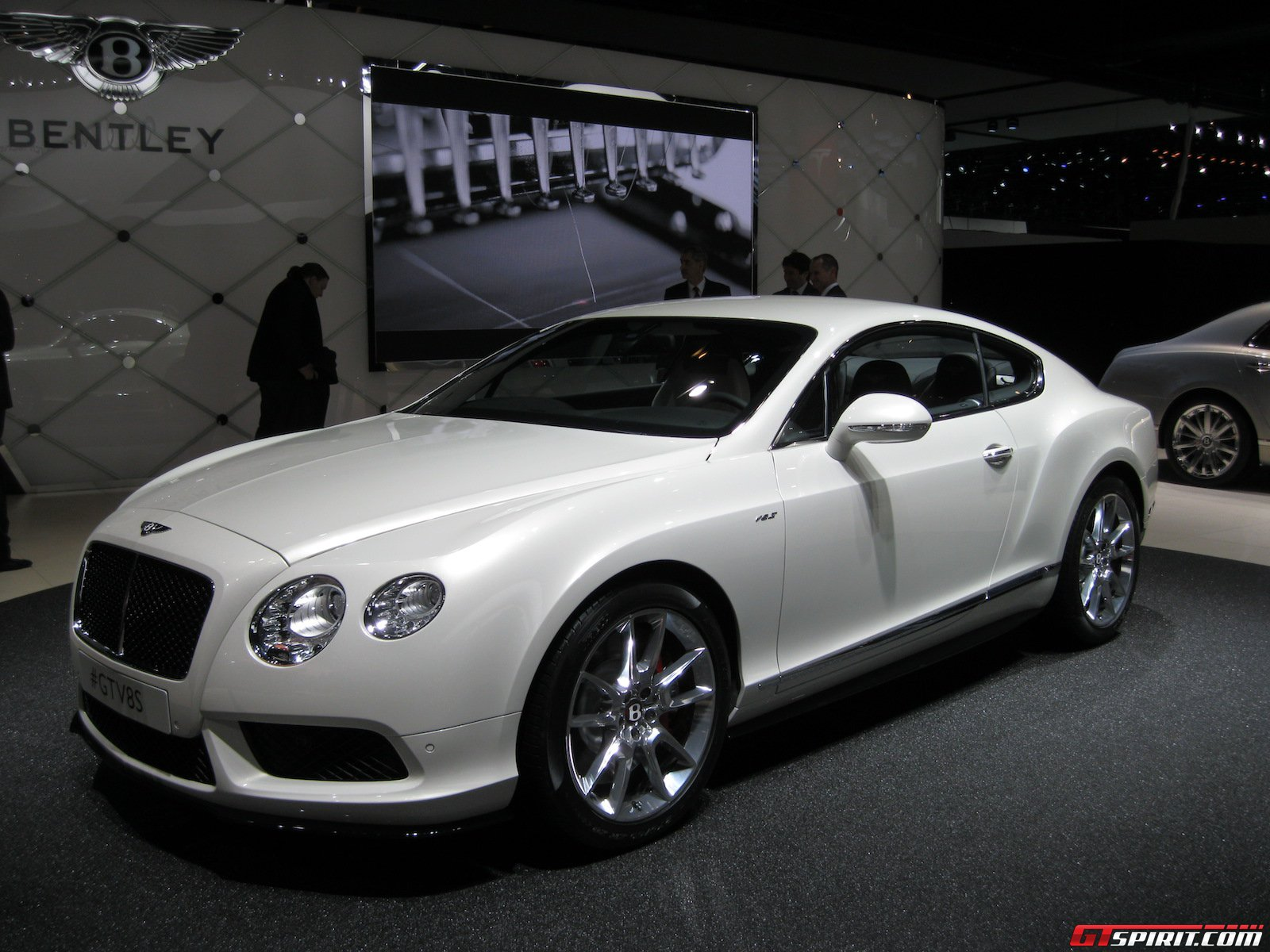 2019 Bentley Continental GT V8 S photo - 3