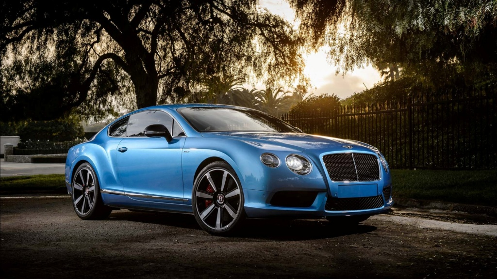 2019 Bentley Continental GT V8 S photo - 5