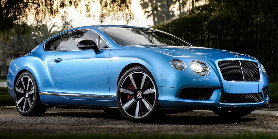 2019 Bentley Continental GT V8 S photo - 6