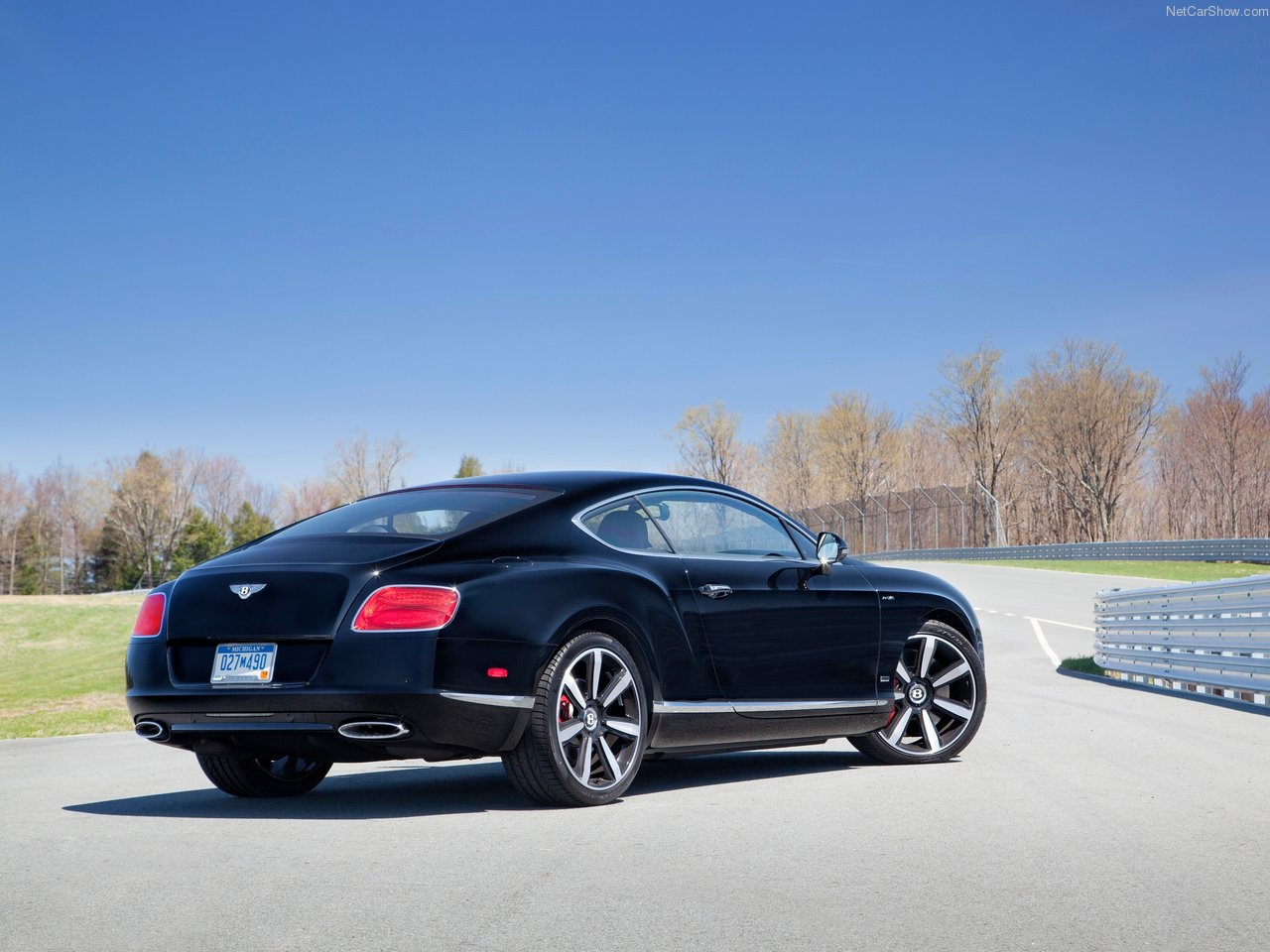 2019 Bentley Continental GT W12 Le Mans Edition photo - 2