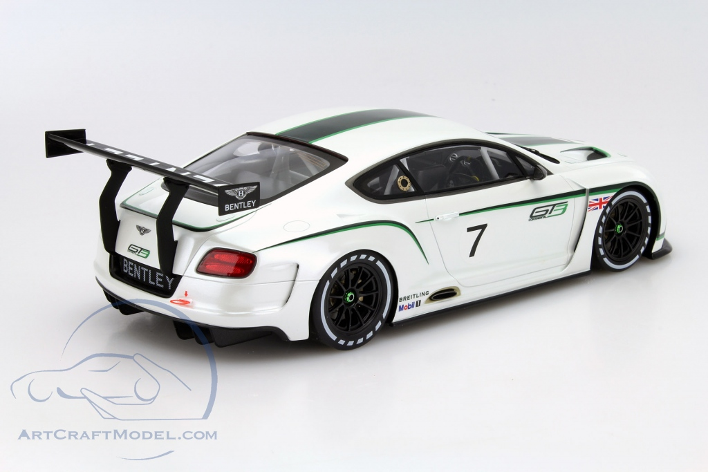 2019 Bentley Continental GT3 Concept photo - 1
